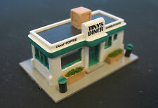 **New Release** TINY'S DINER - Z-905 - Easy to build Z Scale kit by Randy Brown