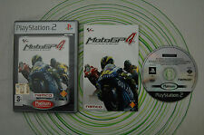 Moto gp 4 platinum ps2 pal