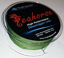 Downrigger Braided Line 300ft GREEN PENN CANNON SCOTTY NEW by TROLL-MASTER