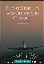 New - Flight Stability and Automatic Control by Robert C. Nelson 2ed - Intl ED