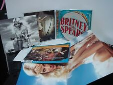 BRITNEY SPEARS - CIRCUS (KOREAN DELUXE CD+DVD, Poster, Extra Booklet, BRAND NEW)