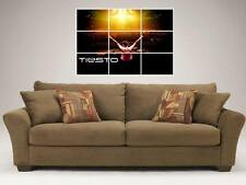 "DJ TIESTO COLOUR MOSAIC 35"" BY 25"" WALL POSTER TRANCE"