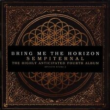 Sempiternal by Bring Me the Horizon (CD, Apr-2013, Epitaph (USA)) Free Shipping
