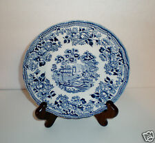 "Churchill Fine Tableware Side/Salad Plate ""Georgian Blue?"" Made in England 6.75"""