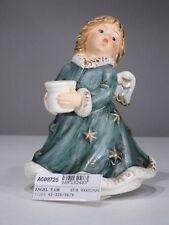 +# A008725_01 Goebel Archiv Muster Spieluhr Engel mit Kerzenhalter Tülle 42-328