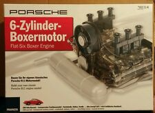 Visible 1/4 Scale Porsche  Six Cylinder  Boxer Engine