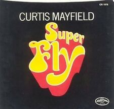 CURTIS MAYFIELD - SUPER FLY - CURTOM - PICTURE SLEEVE