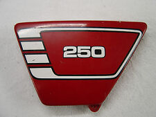 YAMAHA XS RD ? 250 SIDE PANEL FAIRING COVER