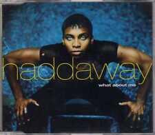 Haddaway - What About Me - CDM - 1997 - Eurodance