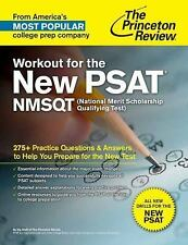 Workout for the New PSAT NMSQT by Princeton Review (paperback)