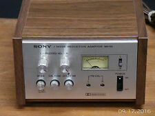Sony Noise Reduction Adapter Nr - 115  Pro Audio Equipment Cassette Reel to Reel