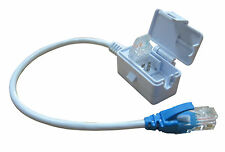 RJ45 Connector Male/Plug for 10/100 Ethernet Cat5e-TA45