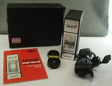 2x Eva Blitz SM-No. 8 Camera Flash Unit with Accessories - ONE works, One doesnt