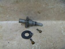 CAN AM Bombardier 500 TRAXTER  4X4 Used Engine Water Pump Actuator Gear 2000 RB6