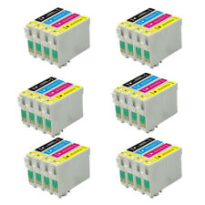24 Ink Cartridges For Epson WF-7525 STYLUS SX420W SX425W SX620FW