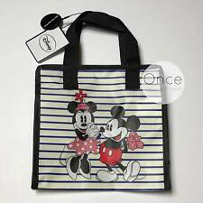 Primark DISNEY MICKEY & MINNIE MOUSE Mini Shopper Lunch Bag Shopping Tote Bag