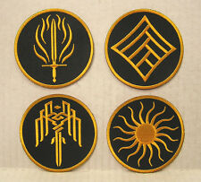 "DRAGON AGE 2 Game 3"" Patch Set of 4-TEMPLARS/QUANARI/KIRKWALL/CHANTRY (DAPASET4)"