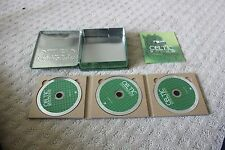 Celtic Favorites 3 CD Set in Metal Tin Box Various Artists 2006 Madacy Records