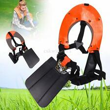 Double Strimmer Brushcutter Harness Quick Release Suits For Stihl & Universal