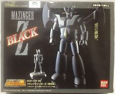 Black Mazinger Z :  soul of chogokin GX-01B Action figure  Bandai 1998