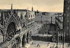 Italy Venezia Church and Square of St. Mark, Eglise Chiesa Piazza San Marco 1954