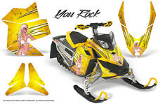SKI-DOO REV XP SNOWMOBILE SLED GRAPHICS KIT WRAP DECALS CREATORX YRY