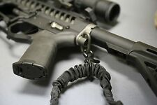 AR15 Single Point Sling Tactical Bungee Black Quick Release USA In Stock