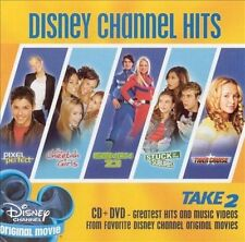 Disney Channel Hits: Take 2 by Disney (CD, Apr-2005, Walt Disney)