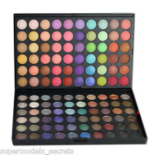 120 color eyeshadow make up palette