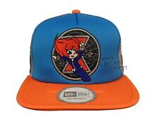 Black Widow Avengers Spy Marvel Tokidoki X Licensed Junior New Era Trucker Hat