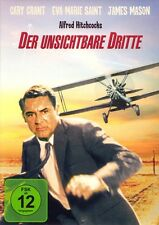 Alfred Hitchcock's DER UNSICHTBARE DRITTE (Cary Grant) NEU+OVP