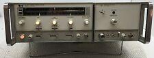Agilent / HP    HP 8620C  Sweep Oscillator W/ 86222A (.01 -  2.4 GHz)