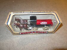 True Value ERTL Horse & Wagon Coin Bank 1990 MIB See My Store