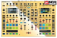 Native Instruments Kontrol S8 Skin - mirror gold