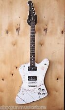 Epiphone Firebird Studio Custom Blood Spatter Finish Electric Guitar