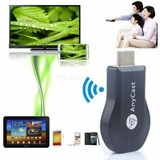Google Chromecast HD Digital Media Streamer HDMI WiFi Airplay TV Receiver+ Cable
