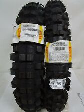 COPPIA GOMME CROSS PIRELLI SCORPION 80/100/21 MID HARD 110/90/19 MX EXTRA X