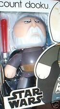 STAR WARS COUNT DOOKU MIGHTY MUGGS MINT IN BOX