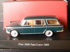 FIAT 2300 FAMILIARE GREEN 1963 STARLINE 530224 1/43 BREAK STATION WAGON VERDE