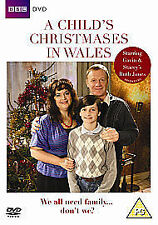 A Child's Christmases In Wales BBC Ruth Jones Mark Lewis-Jones (UK RELEASE) DVD