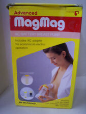 Breast Pump By Mag Mag, AC/Battery Operated, Advanced Model, Single, Brand New