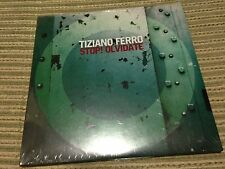 TIZIANO FERRO - SUNG IN SPANISH CD SINGLE ITALY STOP OLVIDATE CARD SLEEVE SEALED