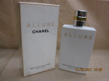 ALLURE WOMEN by CHANEL 6.8 FL oz / 200 ML Body Lotion Sealed * Made In France*