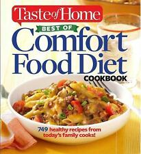 Taste of Home Best of Comfort Food Diet Cookbook: Lose Weight with 760 Amazing