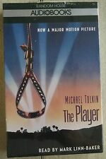 The Player Audio, Cassette  – Audiobook, May 19, 1992 by Michael Tolkin  NEW