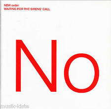 NEW ORDER - Waiting For The Sirens' Call ★ CD Album