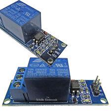 1 Kanal 5V Relay Relais Modul  Bascom  Arduino  Raspberry Pi Optokoppler 1 x UM