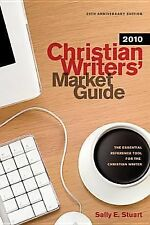Christian Writers' Market Guide 2010, Stuart, Sally E., Good Condition, Book