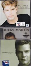 3cd's Ricky Martin first English album Madonna Cup of Life WM World Cup France