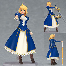 Figma EX-025 Saber Dress Version Fate/Stay Night PVC Action Figure Collection
